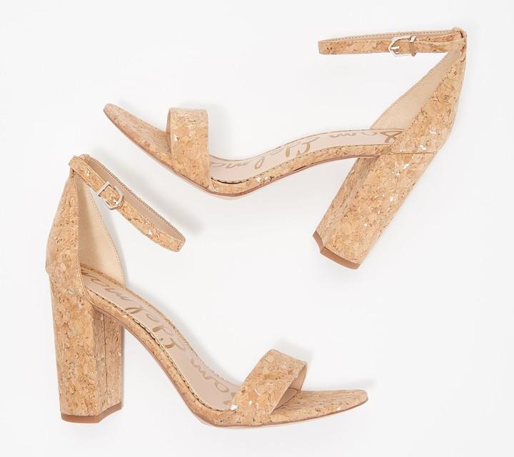 3b39a66aeb4 Classic Two-Piece Heeled Sandals - Yaro