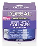L'Oreal Collagen Moisture Filler Facial Day/Night Cream, All Skin Types 1.7 oz