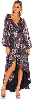Tularosa Cora Wrap Dress