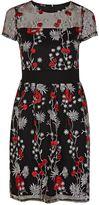 TFNC **Lisle Mini Dress