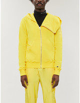 Rick Owens x Champion cotton-blend jersey hoody