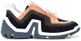 Pierre Hardy Vibe colour block sneakers