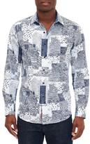 Robert Graham Men's Bhakti Sport Shirt