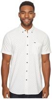 Rip Curl Mixter Short Sleeve Shirt Men's Clothing