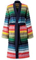 Sonia Rykiel Rue De Grenelle Striped Bath Robe
