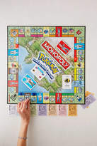 Urban Outfitters Pokemon Kanto Edition Monopoly Game