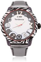 Tendence Animal 3h Zebra Watch