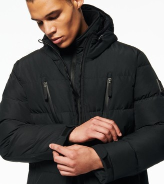 Andrew Marc Montrose Ripstop Puffer