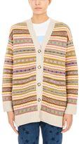 Stella McCartney Multicolor Wool Cardigan