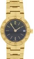 Bulgari BB 23 GGD 18K Yellow Gold Womens Watch