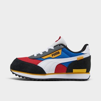 Puma Little Kids' Future Rider Play On Casual Shoes