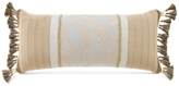 "Croscill Lorraine 22"" x 11"" Boudoir Decorative Pillow"