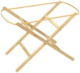 The Little Green Sheep Moses Basket Stand Static (Natural) by The Little Green Sheep