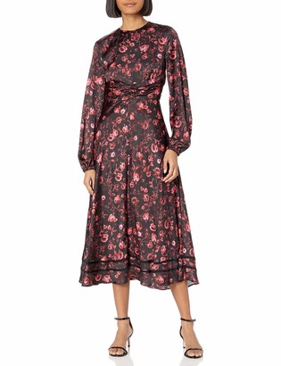 Keepsake Women's Genius Longsleeve Midi Dress