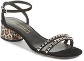 Marc Jacobs Women's 'Olivia' Embellished Ankle Strap Sandal
