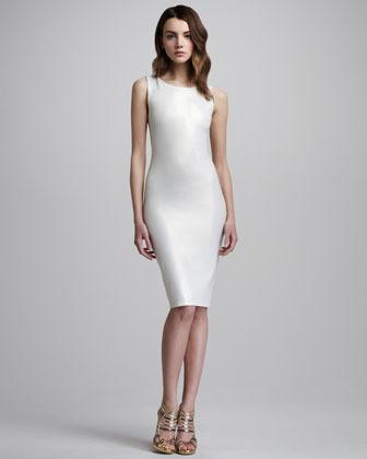 Alice + Olivia Gina Sleeveless Dress