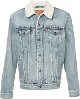 Levi's lined jacket