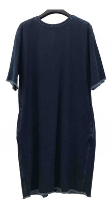 A.F.Vandevorst Af Vandevorst Blue Denim - Jeans Dresses