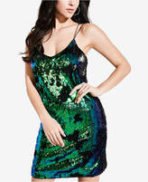 GUESS Marlee Strappy Sequin Dress