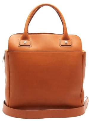 Connolly - Deck 1985 Smooth-leather Shoulder Bag - Womens - Tan