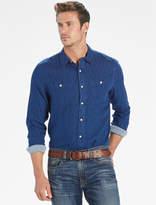 Lucky Brand Mckinley Indigo Workwear Shirt