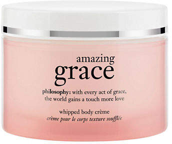 philosophy amazing grace whipped body crème