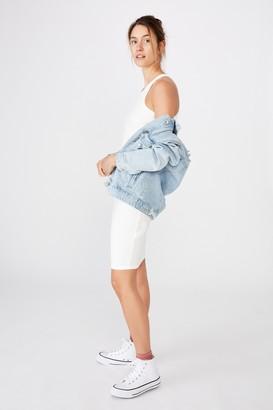 Cotton On Kirsty Racerback Bodycon Midi Dress