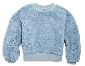 Vintage Havana Girls' Fleece Sweatshirt - Big Kid