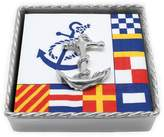 Mariposa Anchor Napkin Box