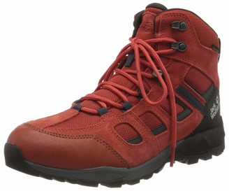 Jack Wolfskin Men's Vojo Hike Xt Texapore Mid M High Rise Shoes