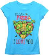 Disney Big Girls' 'Teenage Mutant Ninja Turtles' Graphic T-Shirt