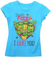 Disney Nickelodeon Teenage Mutant Ninja Turtles Girl`s T-Shirt