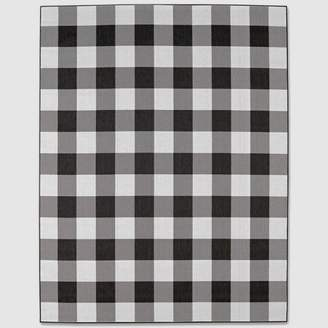 Threshold Buffalo Plaid Outdoor Rug