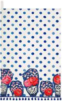 Cath Kidston Inky Spot Tea Towel