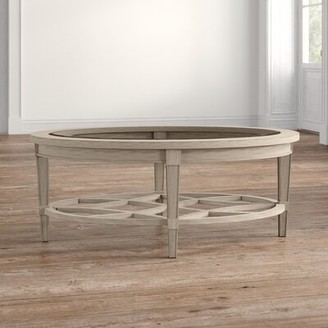 Kelly Clarkson Home Clemence Coffee Table with Storage