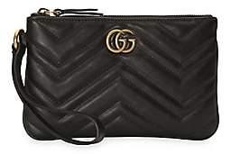 Gucci Women's GG Marmont Wrist Wallet