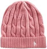 Polo Ralph Lauren Girls Slouchy Beanie Hat