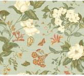 York Wall Coverings York Wallcoverings 60.75 sq. ft. Williamsburg Garden Images Wallpaper
