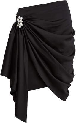 Birgitte Herskind Jazzlyn Draped Jersey Skirt