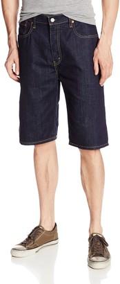 Levi's Men's Big and Tall 569 Loose Straight Denim Shorts