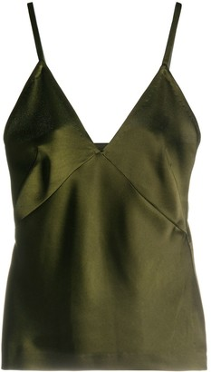 Haider Ackermann Scoop-Neck Cami Top