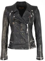 S.W.O.R.D. Leather Jacket
