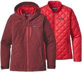 Patagonia Women's Windsweep 3-in-1 Jacket