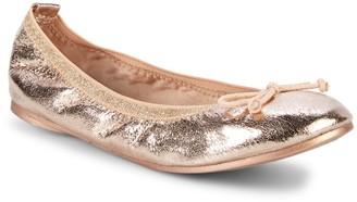 Kenneth Cole Reaction Little Girl's & Girl's Copytap Ballet Flats