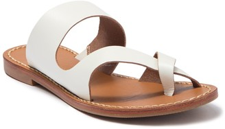 Soludos Mila Leather Slide Sandal