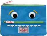 Cath Kidston Kids Monster Double Zip Pencil Case
