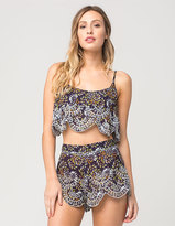 Free People So Much Fun Womens Cami