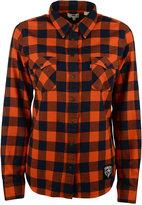 Levi's Women's Chicago Bears Plaid Button-Up Shirt