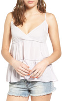 SUN AND SHADOW Tiered Camisole