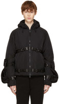 Cottweiler Black Wetland Puffer Jacket